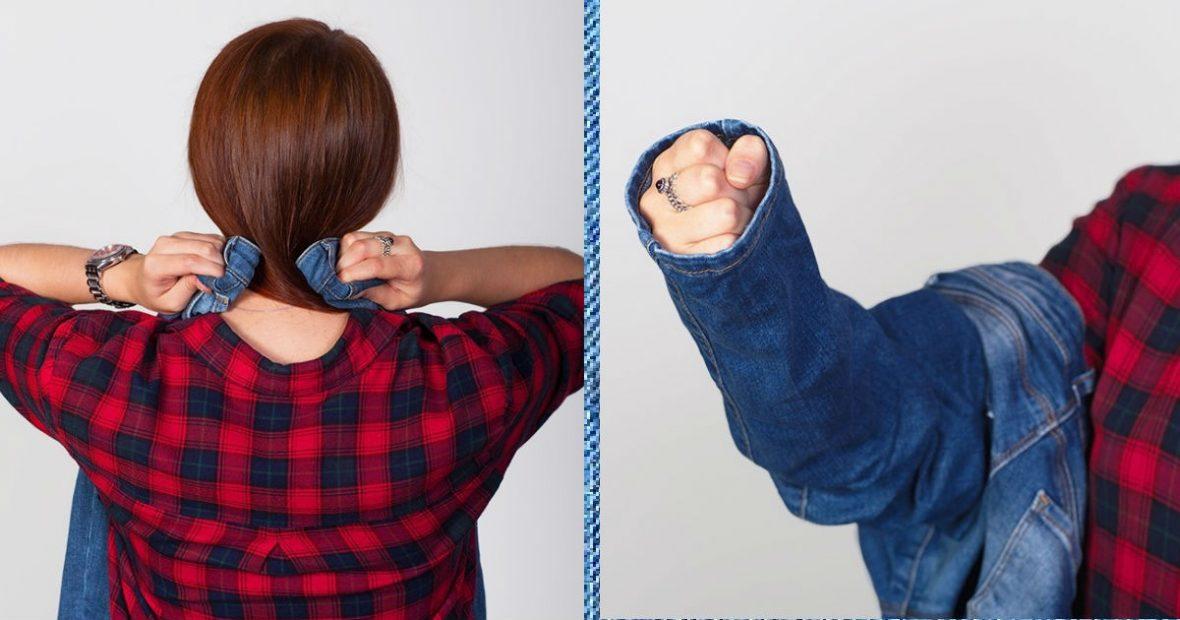 Idealios kelnės: 4 paprasti žingsniai, kad išsirinktumėte džinsus net nesimatuojant!