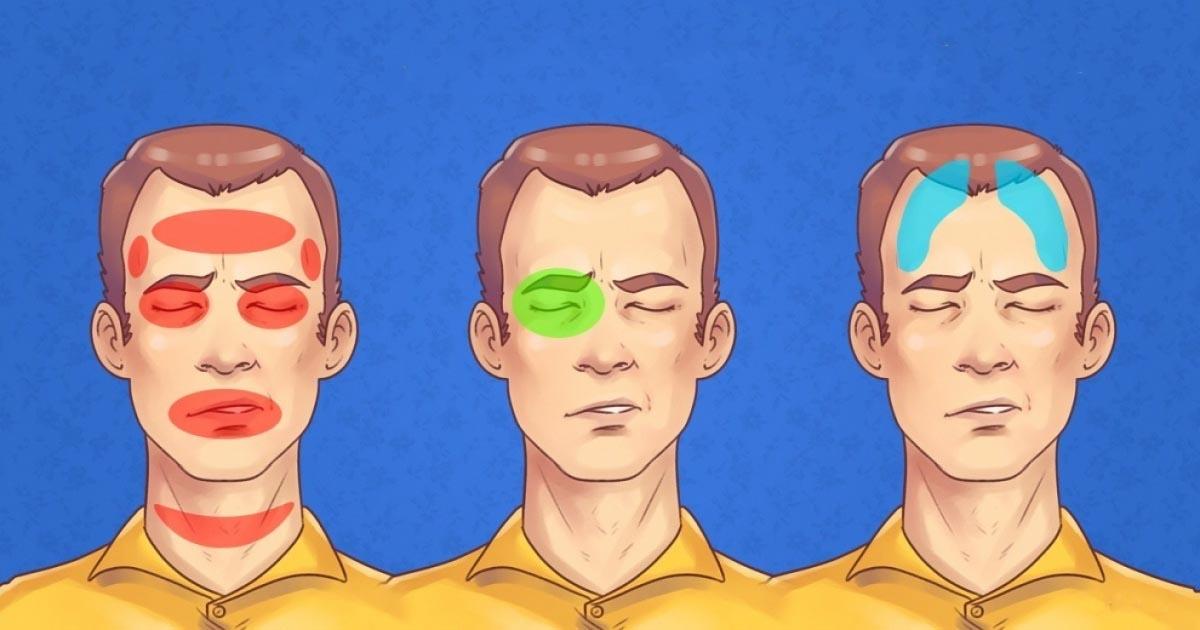 5 galvos skausmo tipai ir kaip greitai iš jų išsivaduoti