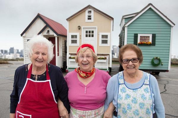 Šios pensininkės nustebino visus. Jos pačios pasirūpino savo senatve